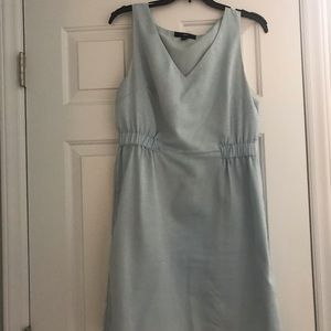 Blue/silver dress mossimo size 12